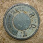 PennDOT Elevation Mark 05-65-3001-3