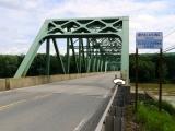 This bridge spans the Susquehanna River.