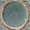 NGS Tidal Bench Mark Disk 841 0140 TIDAL 2