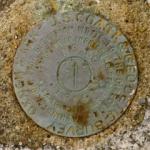 NGS Tidal Bench Mark Disk TIDAL 30 STA 30