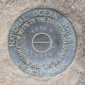 Florida DNR Tidal Bench Mark Disk 872 4375 G TIDAL