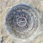 Florida DNR Tidal Bench Mark Disk 872 3906 E TIDAL