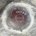 NOS Tidal Bench Mark Disk 872 3872 G TIDAL
