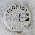 Florida DOT Survey Disk MON 100