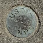 National Park Service Survey Disk 1 MLW 8.31