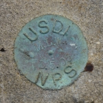 National Park Service Survey Disk MLW 5.03