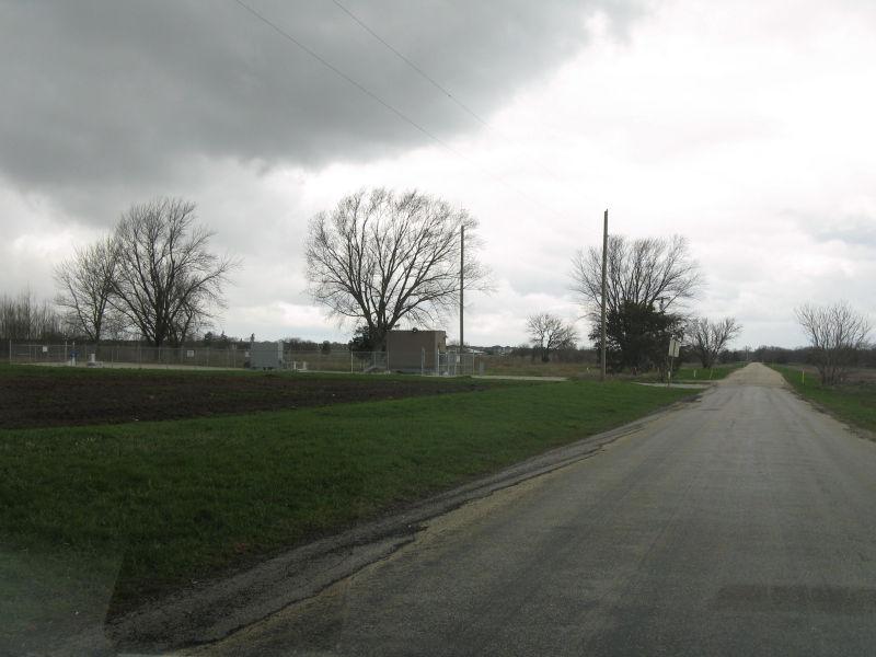 The beacon's original location in 2016