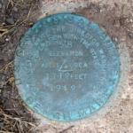 USGS Bench Mark DIsk 5 B