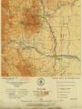 1930 Pueblo—Cheyenne: Excerpt of a beautiful hand-drawn map