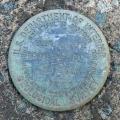 USGS Bench Mark Disk 39 DSW