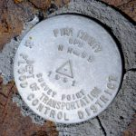 Pima County DOT GPS Survey Mark