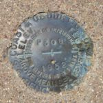 NGS Bench Mark Disk P 308