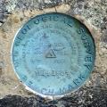 USGS Bench Mark Disk K 14