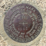 NGS Bench Mark Disk H 145
