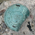 PDH/USGS Reference Mark Disk