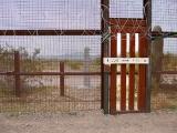 IBWC Boundary Monument BOUNDARY MON 166 MX US
