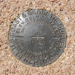 NGS Bench Mark Disk P 37