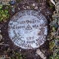 USGS Bench Mark Disk 211 LRP